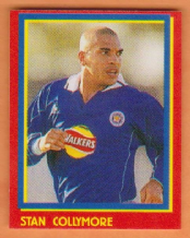 Leicester City Stan Collymore England (R)